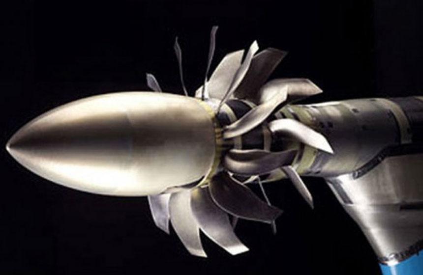 Esta turbina del futuro revolucionará la aviación