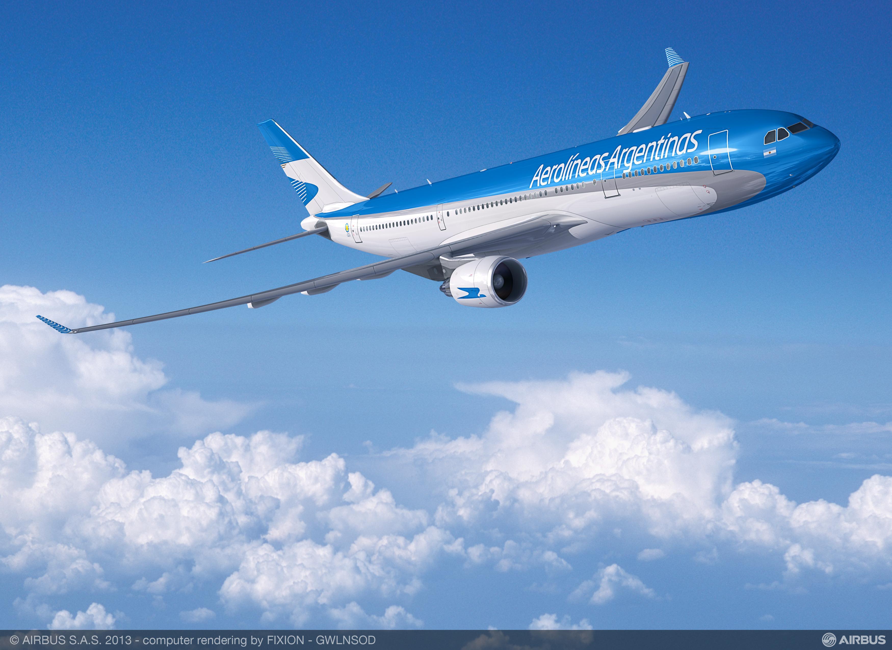 Aerolíneas Argentinas entre las mejores del mundo