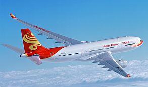La aerolínea Hainan Airlines une China y México
