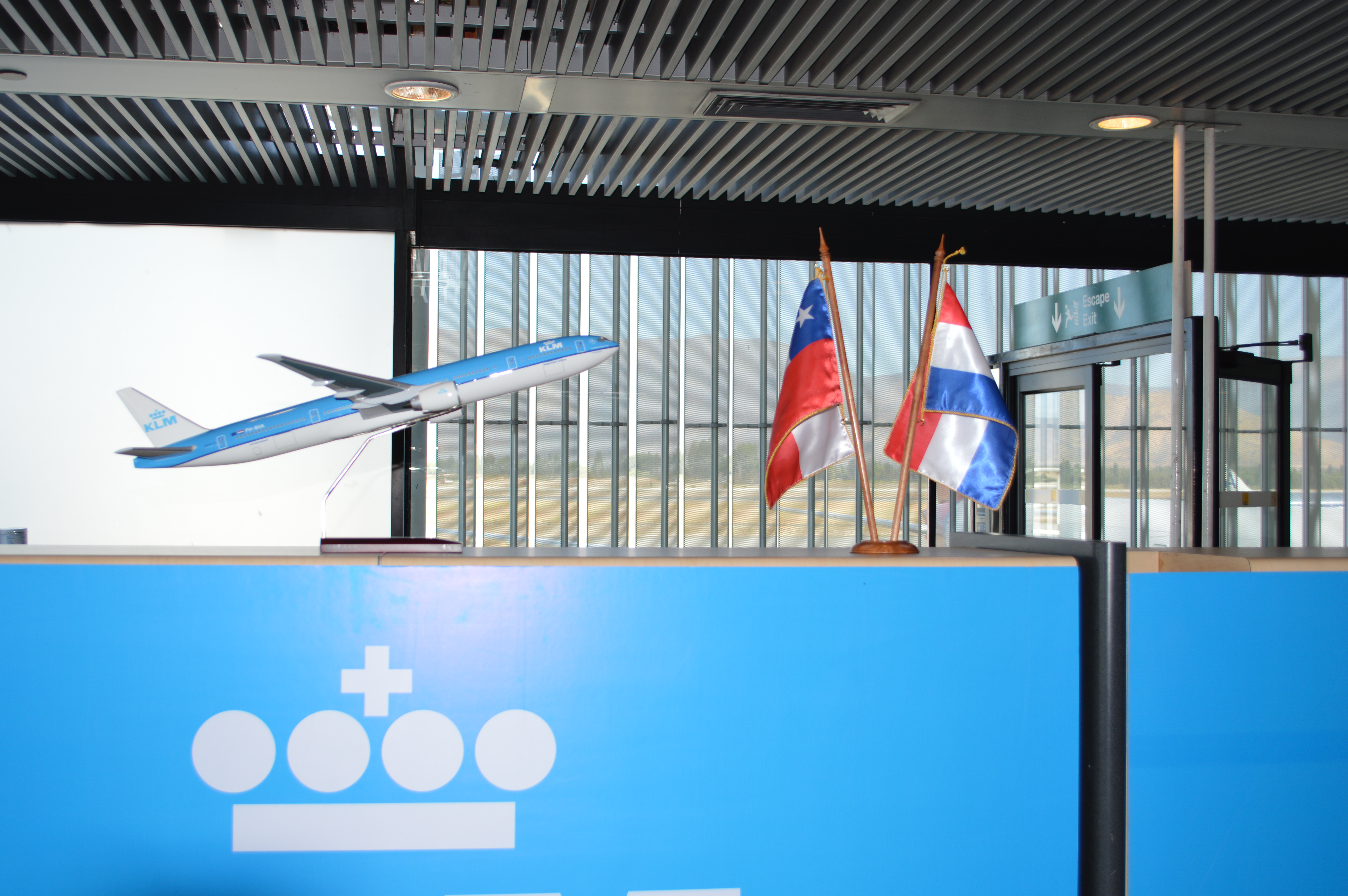 KLM es la primera línea aérea en ofrecer servicio en LinkedIn