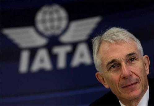 El tráfico aéreo mundial aumentó un 8% en enero