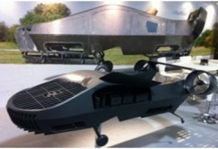 israel ambulance drone