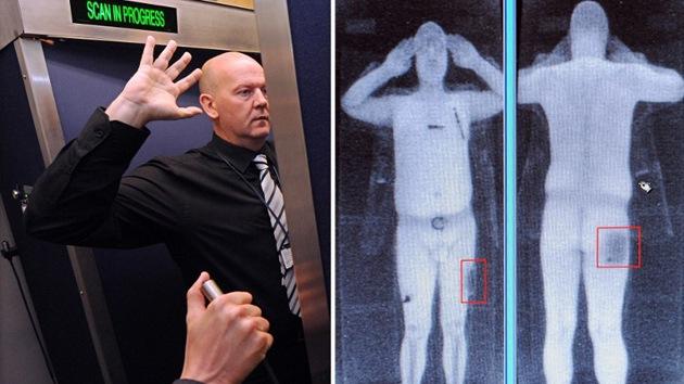 Agentes de aeropuerto de EE.UU. se burlan de imágenes de rayos X de los pasajeros