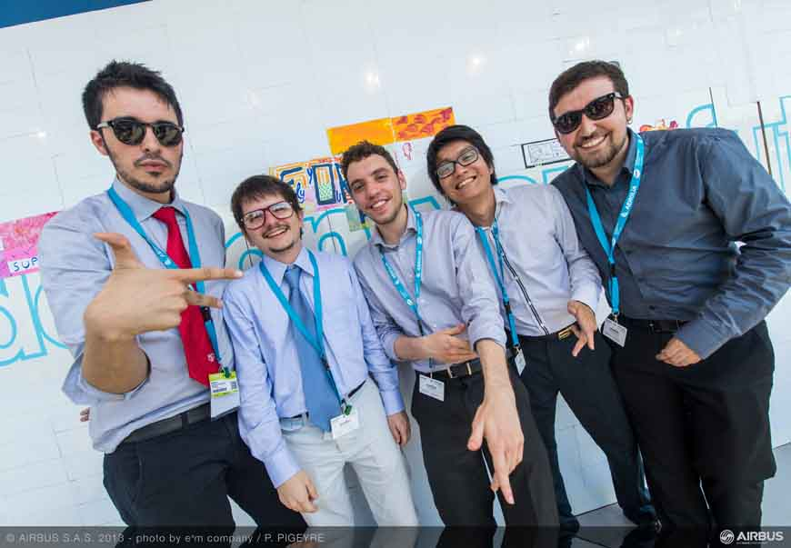 Airbus lanza la Semana de la Innovación en la Universidad de São Paulo