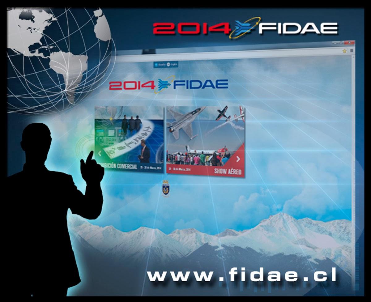 Expositores de 43 países asisten a feria aeronáutica en Chile