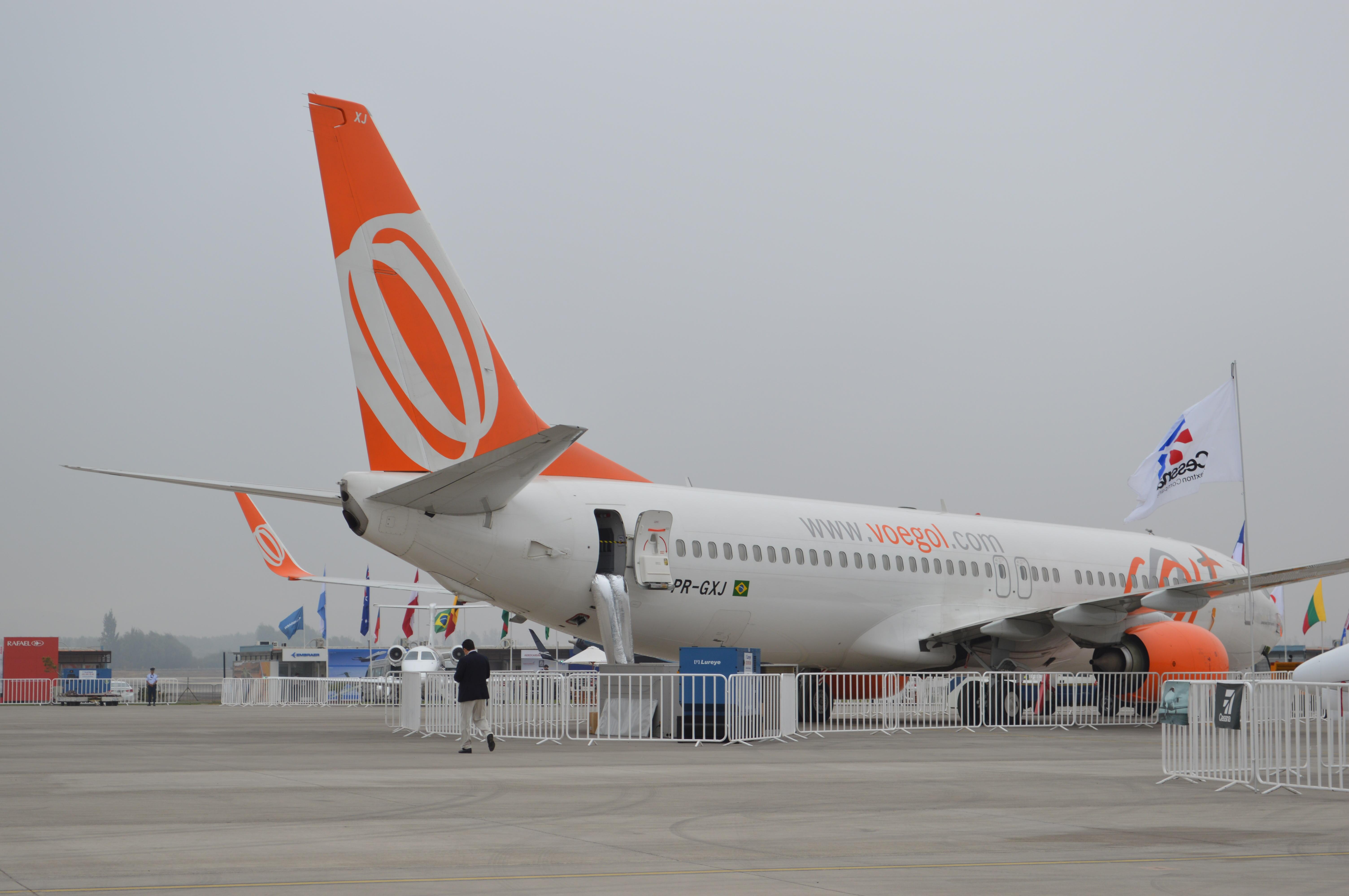 Aerolínea brasileña Gol quiere reanudar vuelos entre Brasil y Santiago