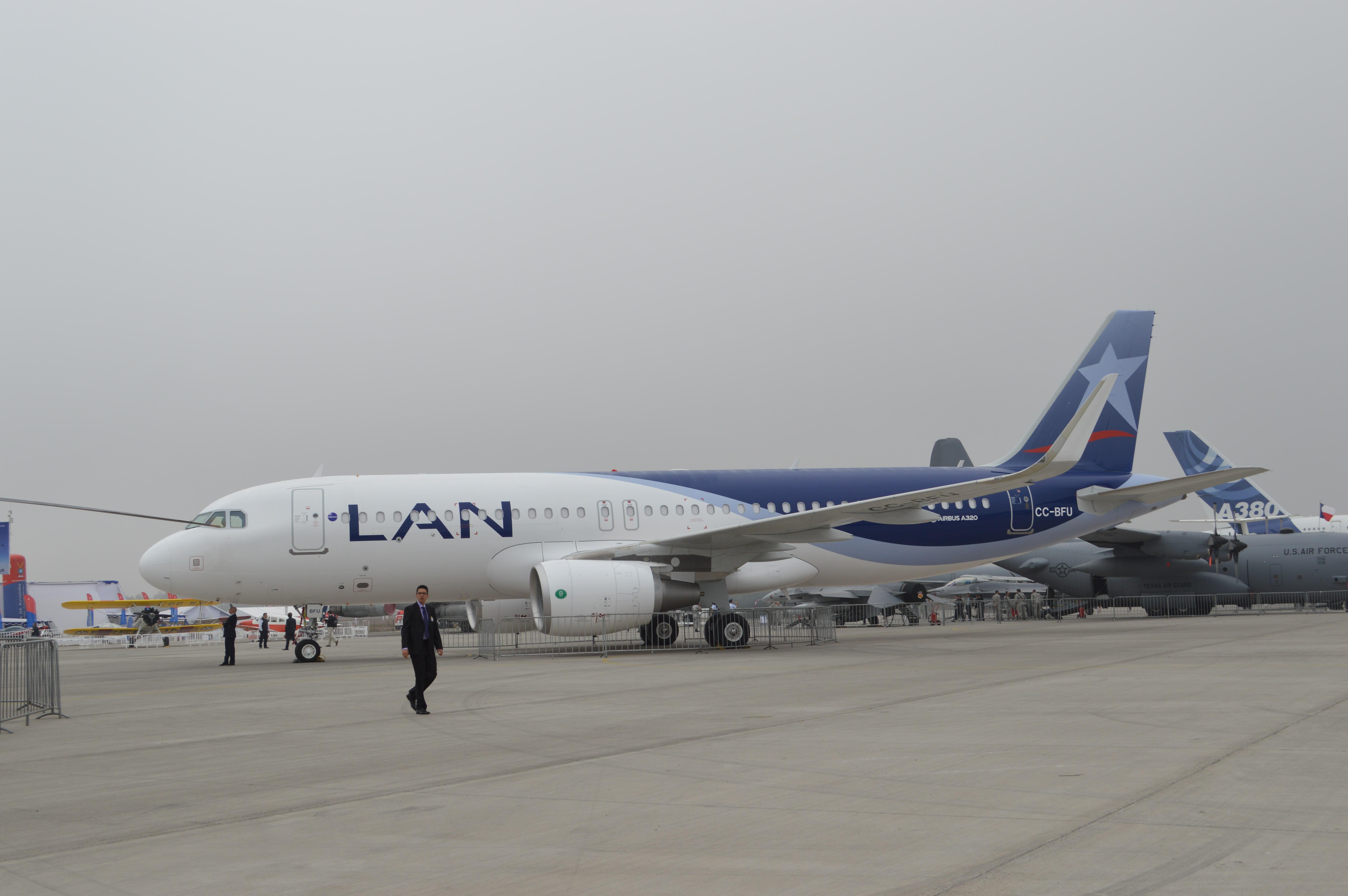 LAN con más vuelos a Tucumán
