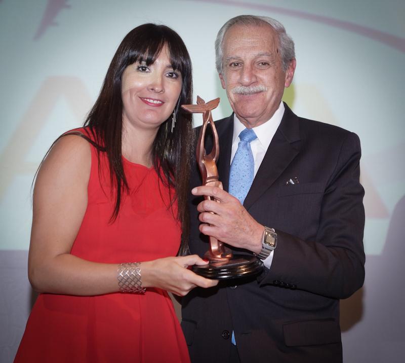 Roberto Kobeh es reconocido como Empresario Ilustre del Transporte Aéreo Latinoamericano en GALA Awards 2014