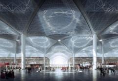 aeropuerto estambul avance fptp http://www.plataformaarquitectura.cl/