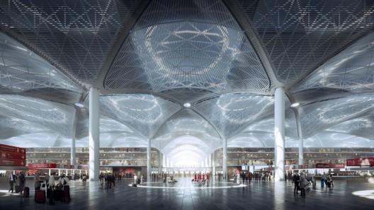 Turquía: Perkins+Will diseñará una ciudad-aeropuerto en Estambul