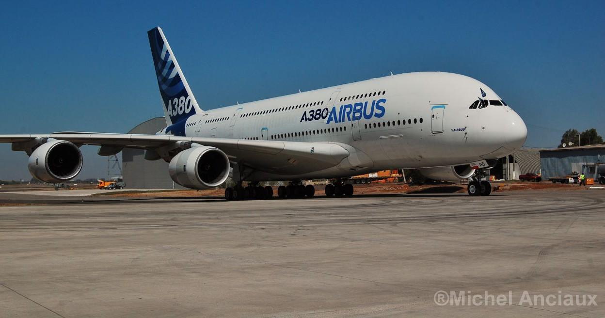 Se completa el rompecabezas del mastodóntico Airbus 380