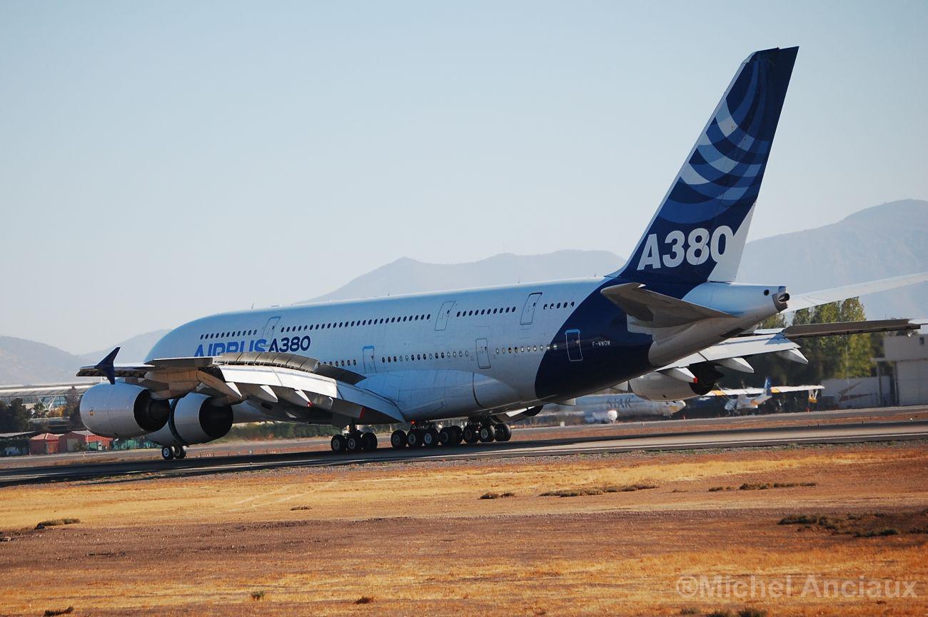Aeropuerto de Querétaro, listo para recibir  el Airbus A380
