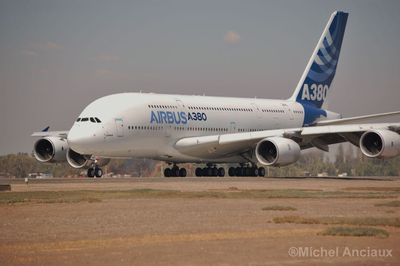 Walsh ve viable el A380 para Iberia