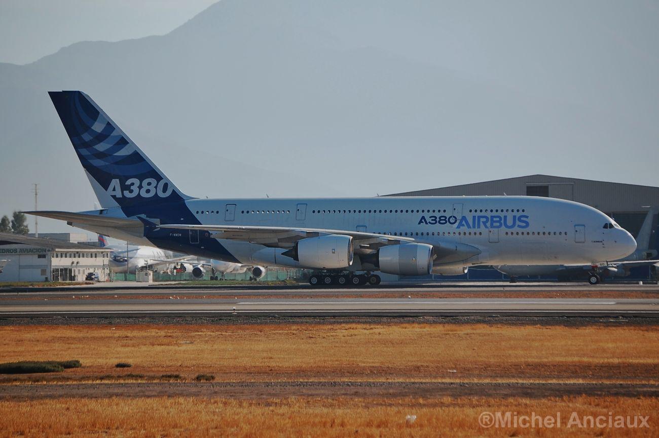 Airbus considera la producción del jet corporativo 'basado en A380'