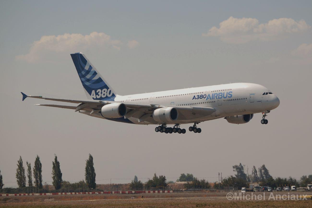 A380: el mercado de segunda mano dispara su precio