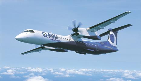 Bombardier envío primera cola de Global 7000 y 8000