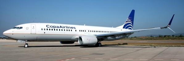 Utilidad de aerolínea Copa Holdings cae 21% por disputa entre Panamá y Venezuela