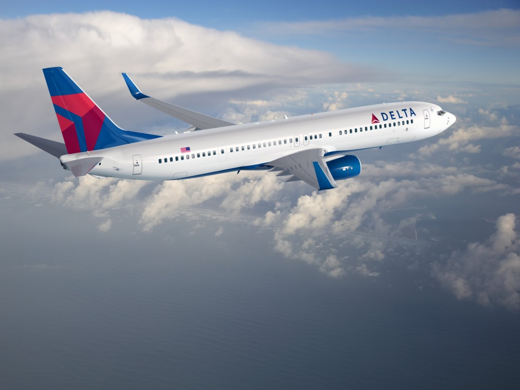 DELTA boeing Etihad 777 flight