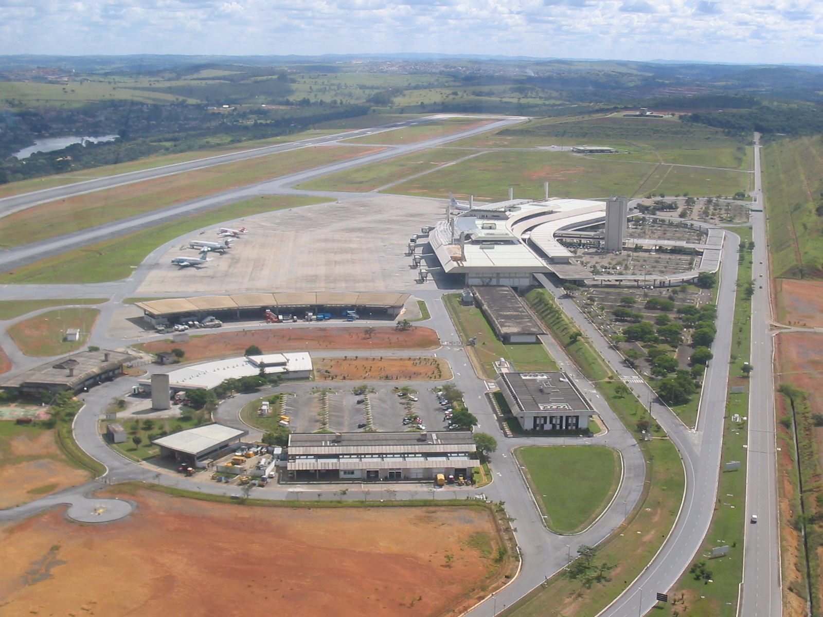 Brazil's Infraero refuses to inject capital into Confins airport operator