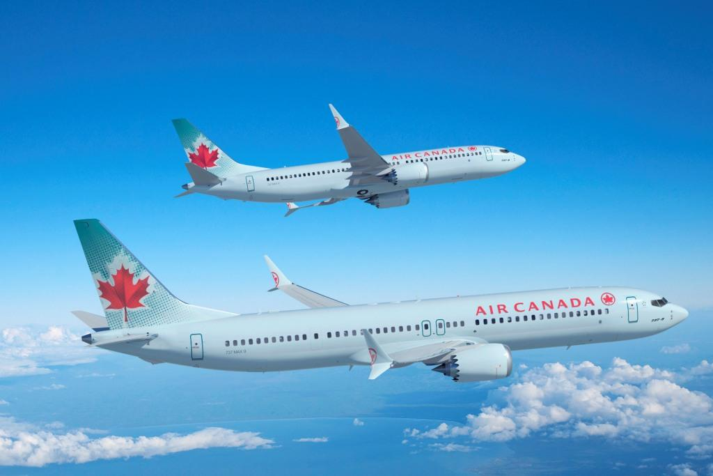 Air Canada pone en firme una orden por hasta 61 nuevos B737 MAX
