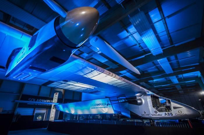 Avión solar despega con éxito desde Hawai