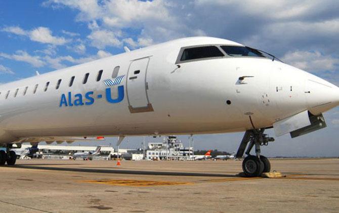 Alas Uruguay fue a buscar el segundo avión y operará en marzo