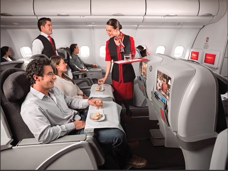 Aviaci n comercial actualidad noticias breves page for Interior 787 avianca