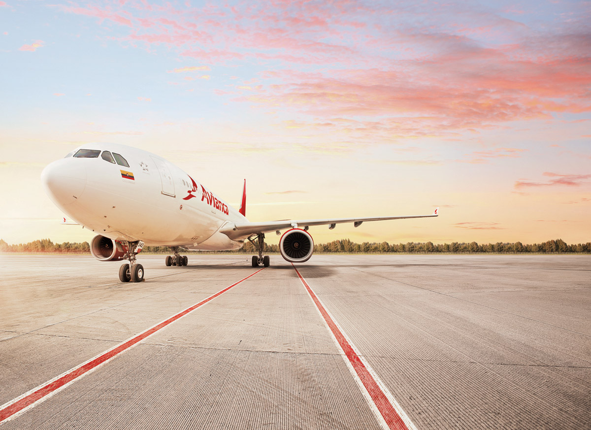 Avianca S.A. aplicará el servicio de Administración de Inventario de Airbus (AIA)