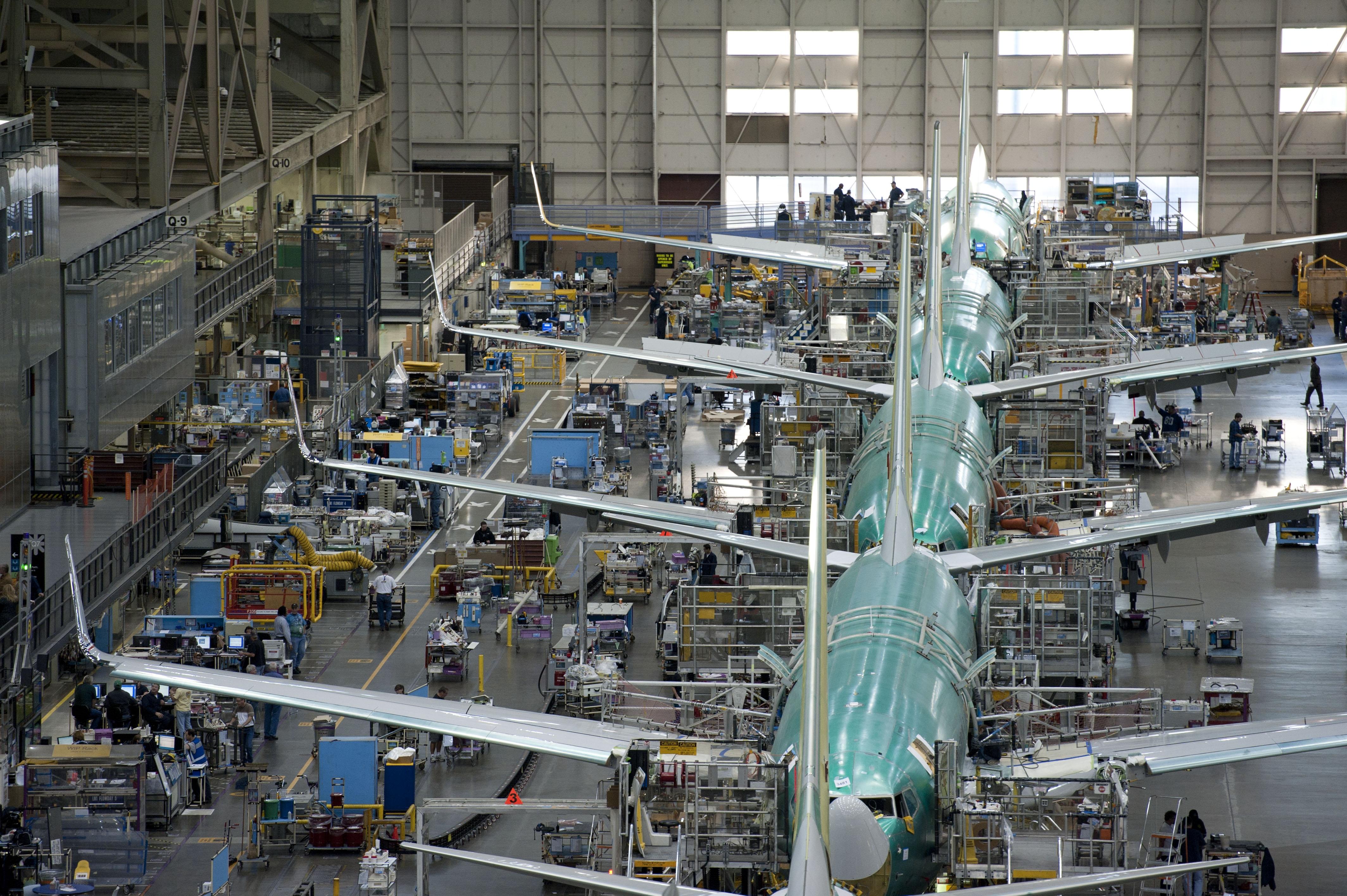Jeju Air anuncia la compra del tres Boeing 737-800 NG