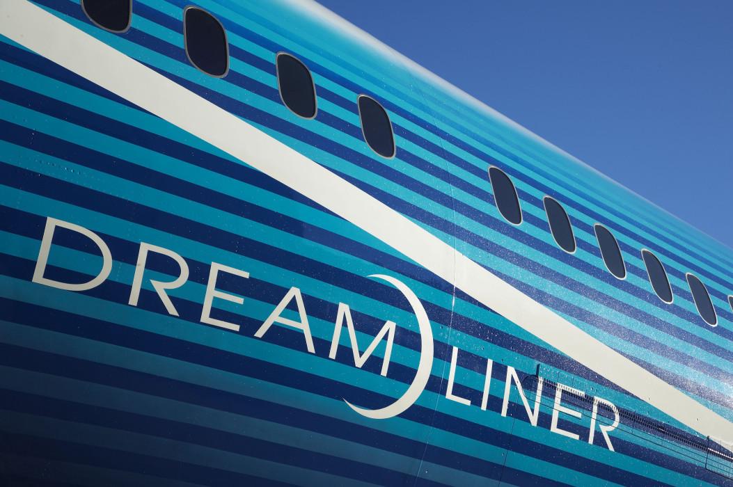 B787-10 Dreamliner realizará primer vuelo oficial