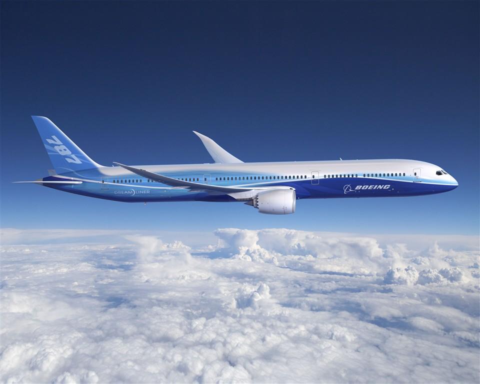 Boeing suspende la producción del B787 en Carolina del Sur