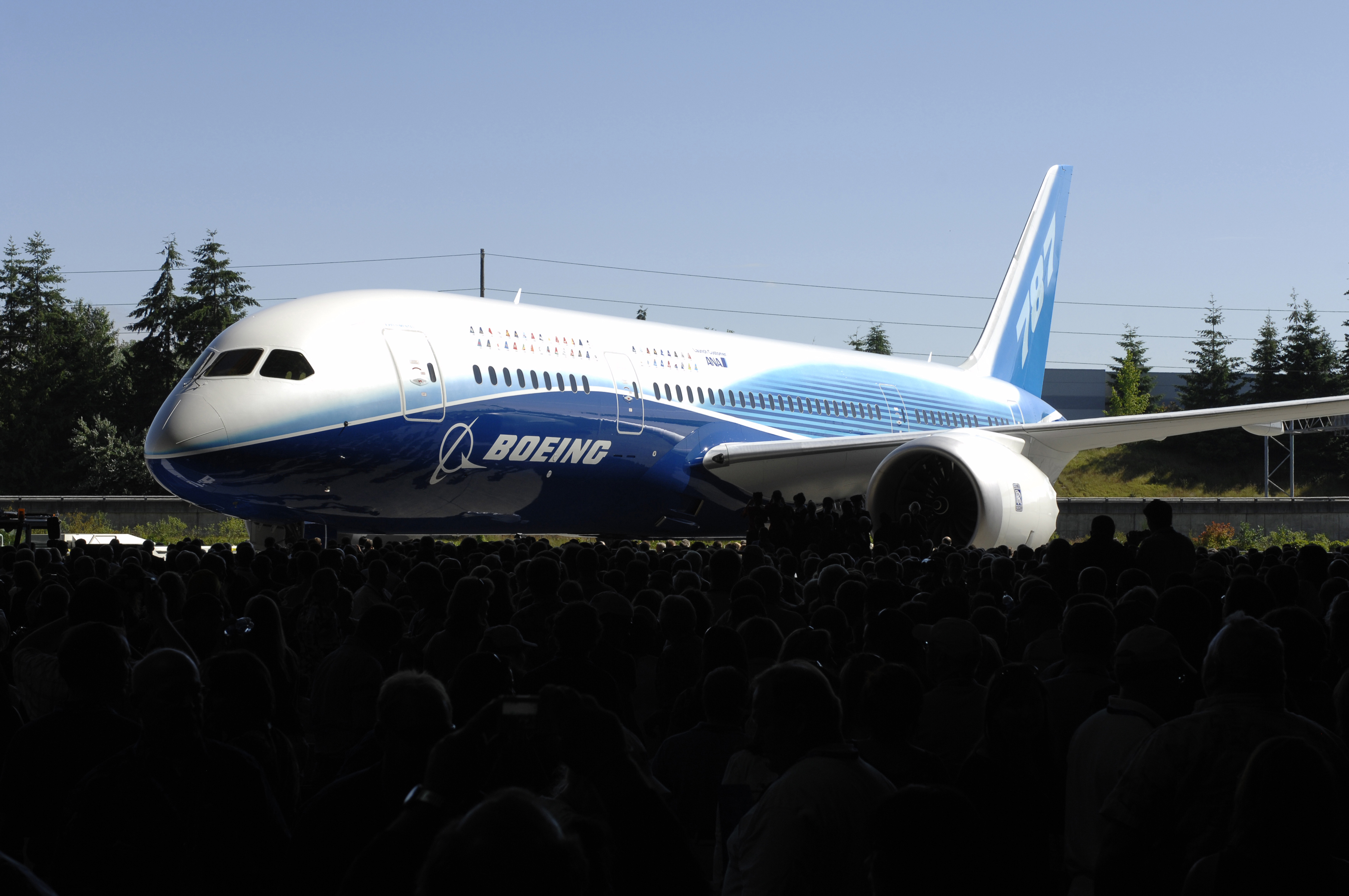 Aerolínea francesa recibe su primer Boeing 787