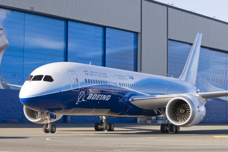 787 Roll out event