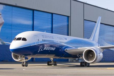 United Airlines, la primera aerolínea norteamericana en recibir el Boeing 787-9