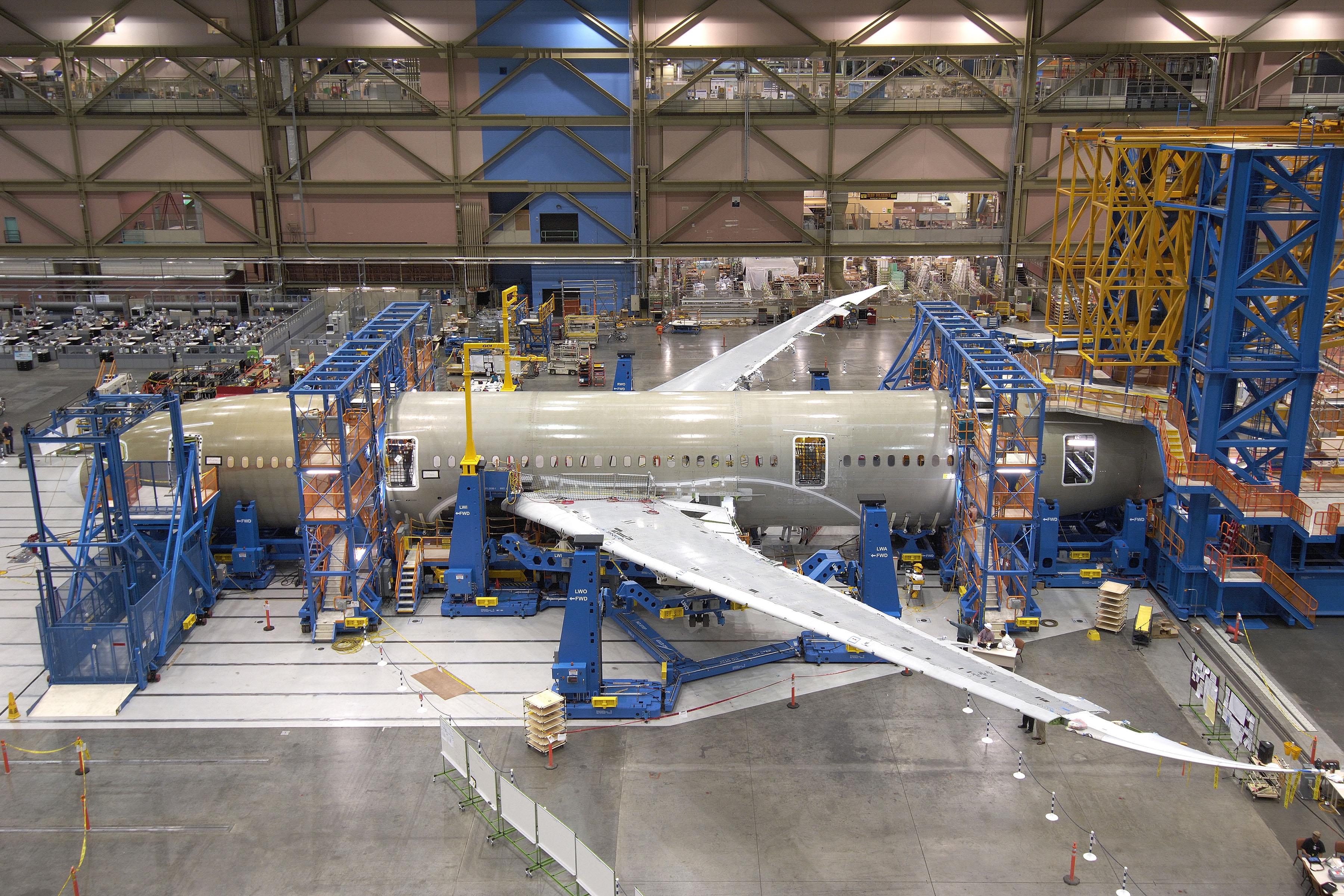 Boeing invierte en compañía de impresión 3D de partes aeronáuticas