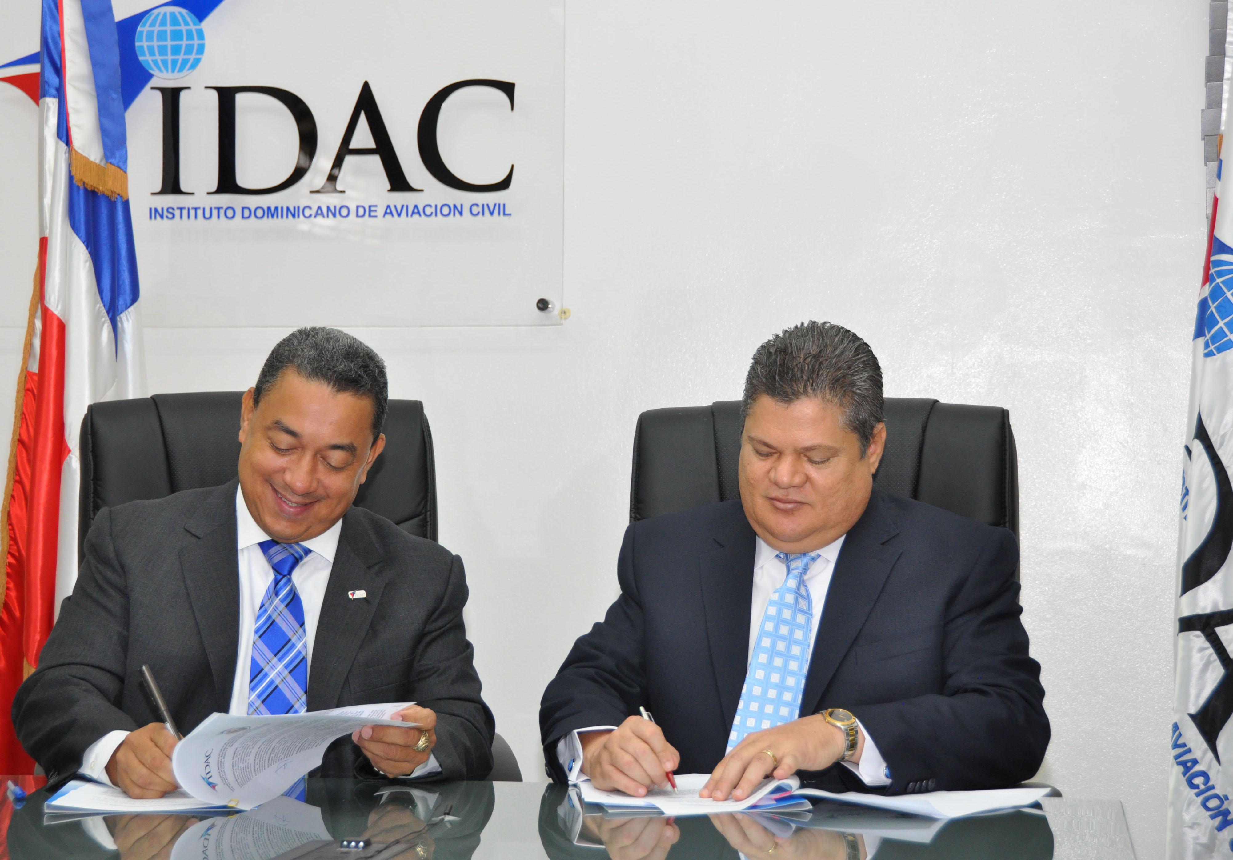 República Dominicana: IDAC y DNCD firman acuerdo interinstitucional