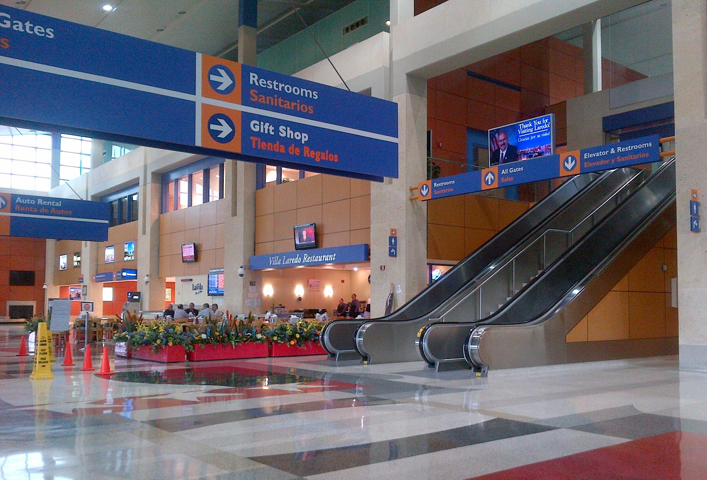 Aeropuerto de Nuevo Laredo recibe certificado de calidad ambiental