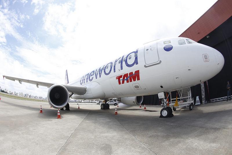 Anac aloca 7 frequências para TAM voar entre Brasil e Colômbia