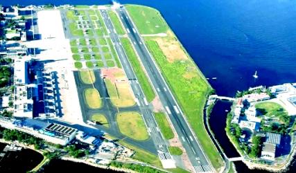 Aeropuerto de Rio se amplia para recibir los Juegos Olímpicos