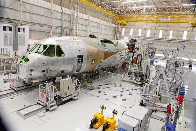 A la caza de Airbus-Bombardier: Embraer va por un turbohélice regional