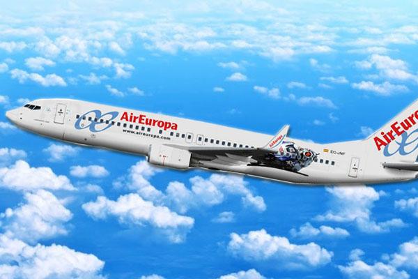 Air Europa alega pérdidas de 4 millones de euros anuales para dejar la ruta con Madrid