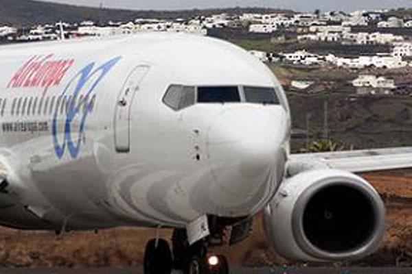 Air Europa Express despegará el 11 de enero con un avión de Aeronova
