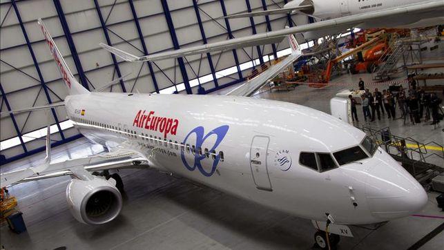 AIR EUROPA Inauguró hub en Barajas