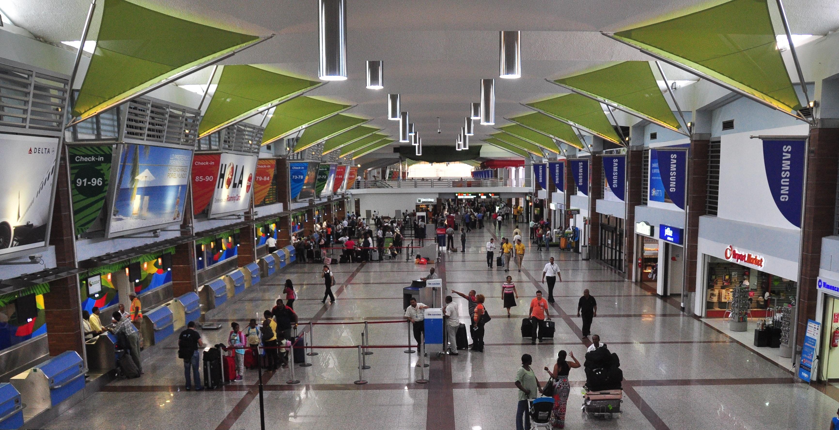 Aviación de RD se mantiene en aumento: más de 6.6 millones de pasajeros hasta mayo
