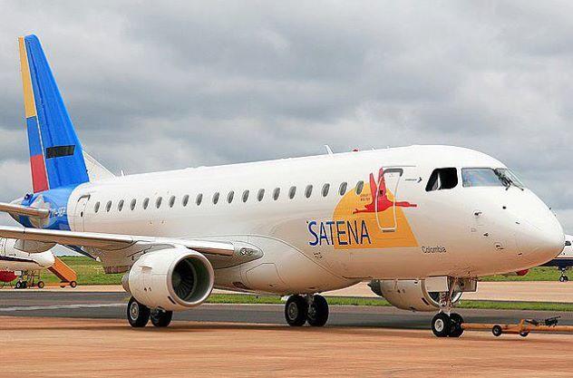 Colombia: Ante el retiro de Satena de Pasto piden operación de otras aerolíneas