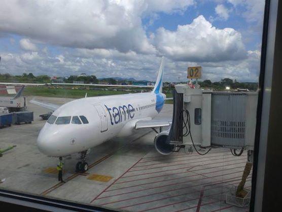 El gobierno de Venezuela le debe 15 millones de dólares a la aerolínea Tame