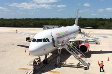 VivaAerobus y Volaris ganan mercado