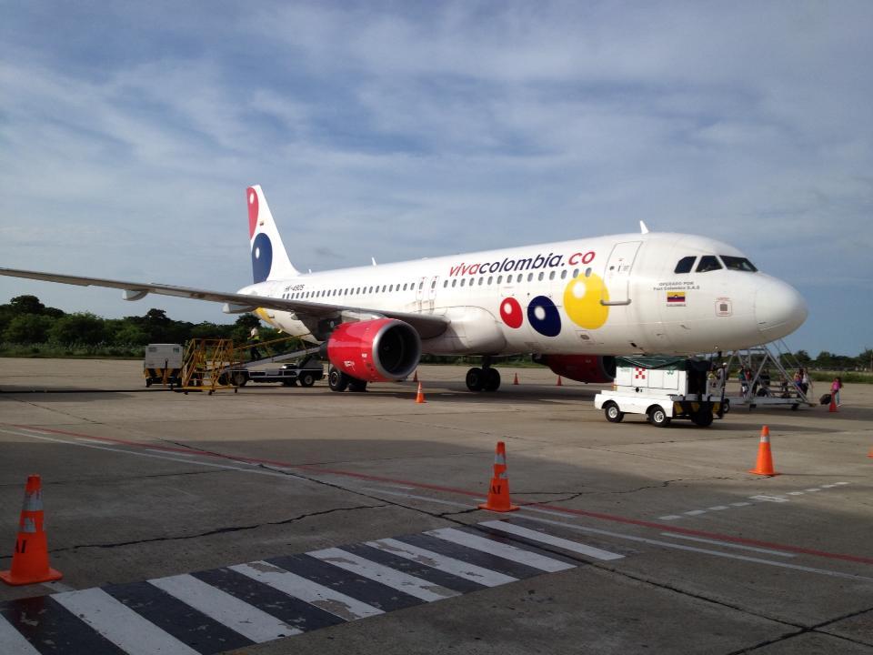 VivaColombia volará entre Quito y Bogotá desde el 10 de diciembre