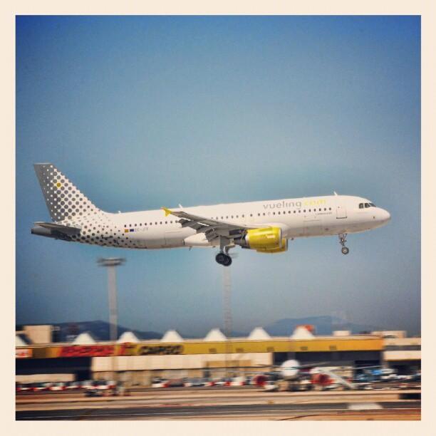 IAG aumentó 5,9% su tráfico de pasajeros gracias a Iberia y Vueling