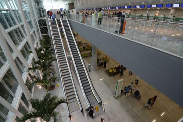 Dilma inaugura novo aeroporto do RN